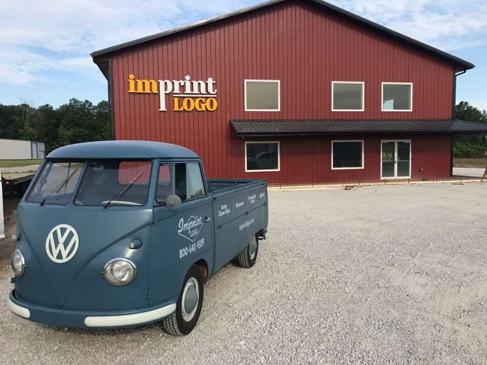 Imprint Logo Building