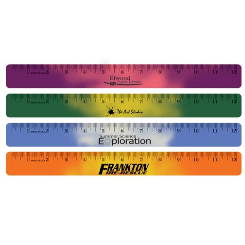 "Main Product Image for 12"" Flexible Mood Ruler"