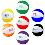 "Buy 12"" Two-Tone Beach Ball"