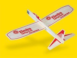 "Main Product Image for 12"" Wingspan Balsa Glider"