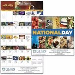 Buy 13 Month National Day Calendar