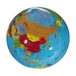 Buy Custom Imprinted Global Beach Ball 14in