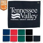 "Buy 15"" x 18"" Hemmed Color Towel - Free FedEx Ground Shipping"