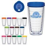 Buy 16 Oz. Hydro Double Wall Tumbler With Lid