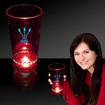 Buy Light Up Pint Glass LED 16 oz