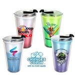 Buy 16 oz. Mood Victory Acrylic Tumbler with Flip Top Lid, Full