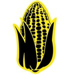 "18"" Corn Foam Cheering Mitt - Yellow"