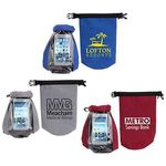 Buy 2-Liter Waterproof Gear Bag with Touch-Thru Phone Pocket