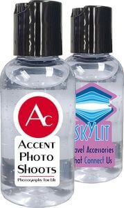 Main Product Image for 2 oz USA Made Gel Hand Sanitizer