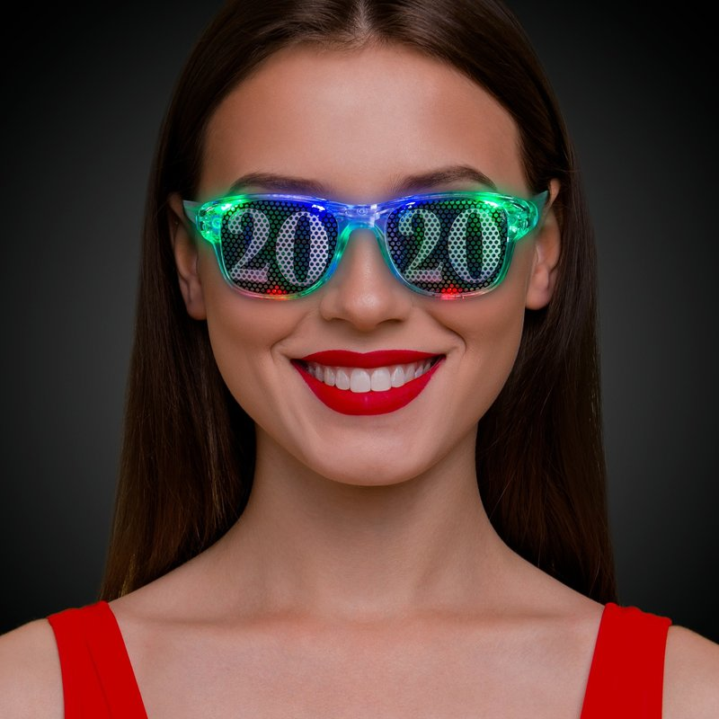 Main Product Image for 2020 LED Retro Sunglasses