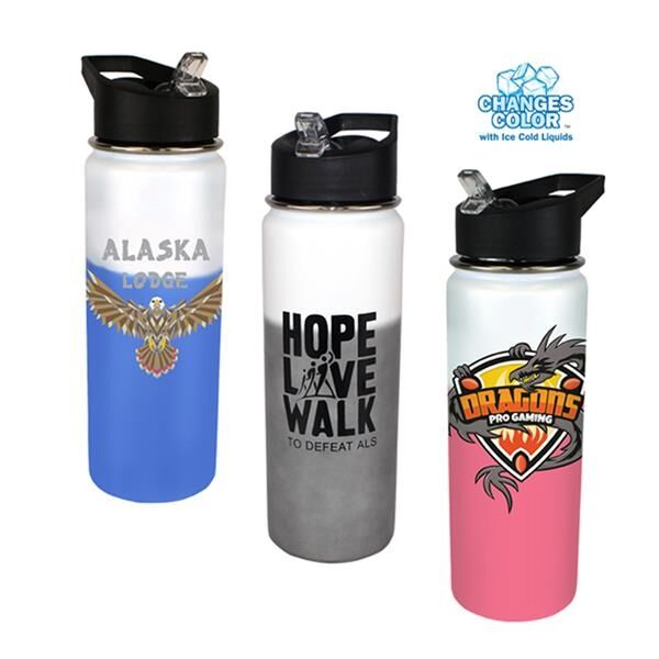 Main Product Image for 26 oz. Mood Stainless Steel Bottle