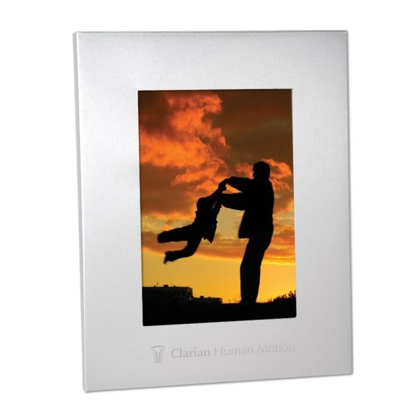"Main Product Image for 4"" x 6"" Aluminum Picture Frame"