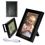 "4"" x 6"" Wireless Speaker and Frame -"