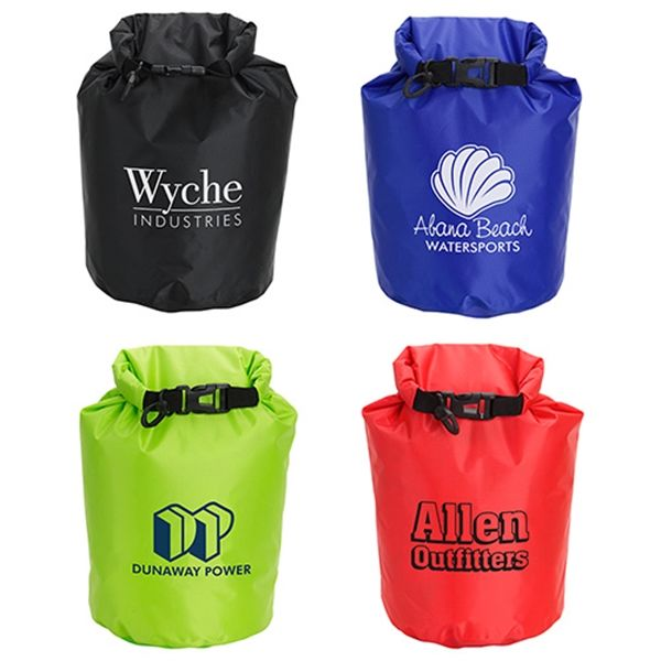 Main Product Image for 5-Liter Waterproof Gear Bag