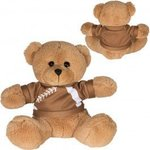 "7"" GameTime (R) Plush Bear - Brown-brown"