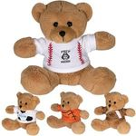 "7"" GameTime (R) Plush Bear -"