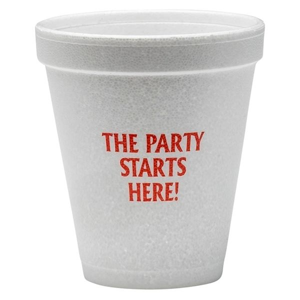 Main Product Image for 8 oz. Foam Cup
