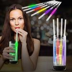 "Buy 9"" Glow Motion Straws in Assorted Colors"