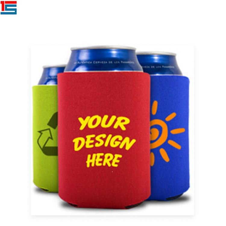 Main Product Image for Budget Custom Folding Pocket Can Cooler