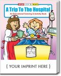 Buy A Trip To The Hospital Coloring and Activity Book