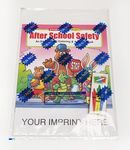 Buy After School Safety Coloring and Activity Book Fun Pack
