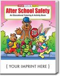 Buy After School Safety Coloring and Activity Book