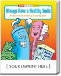 Buy Coloring and Activity Book - Always Have a Healthy Smile