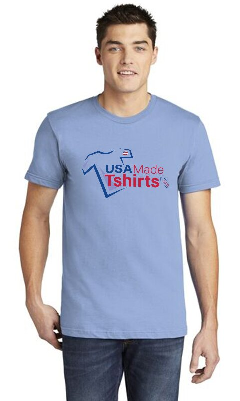Main Product Image for American Apparel USA Collection Fine Jersey T-Shirt.