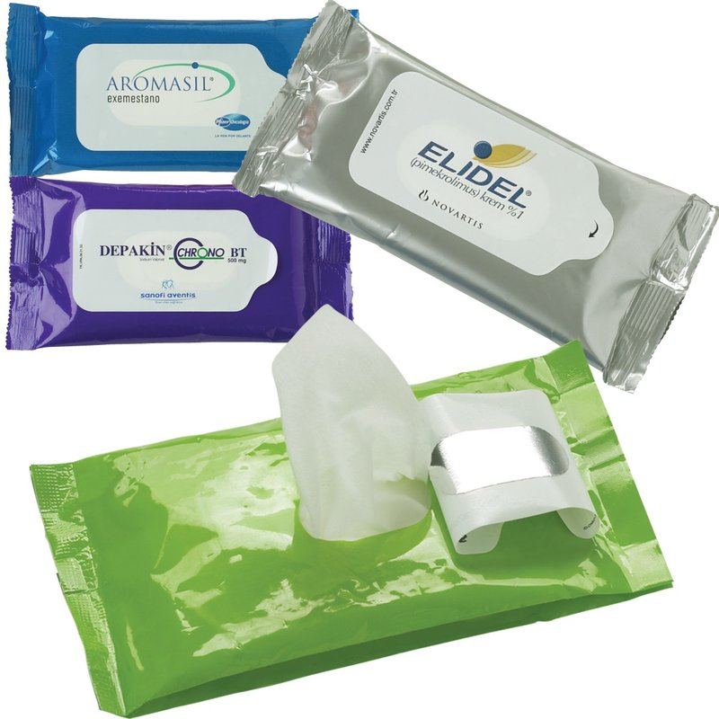 Main Product Image for Antibacterial Wet Wipes