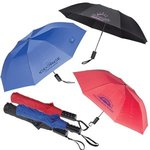 Buy Custom Umbrella Folding Auto Open - 42in