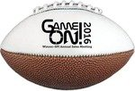 "Autograph Football - 7"" - Mini Size -"