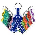 Buy Awareness Ribbon Flexible Key Tag
