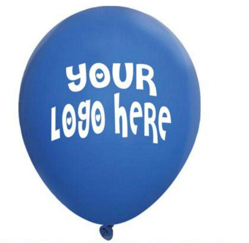 "Main Product Image for Balloons Custom Printed - 14"" Latex"