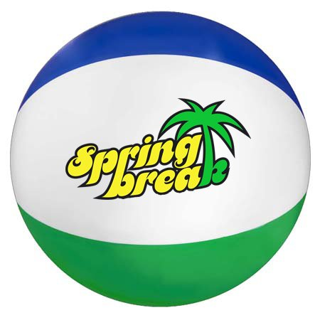 "Main Product Image for Beach Ball - 12"" - Multi color"