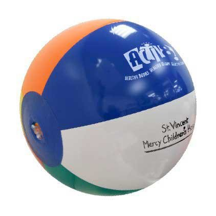 "Main Product Image for Beach Ball - 6"" - Multi color"