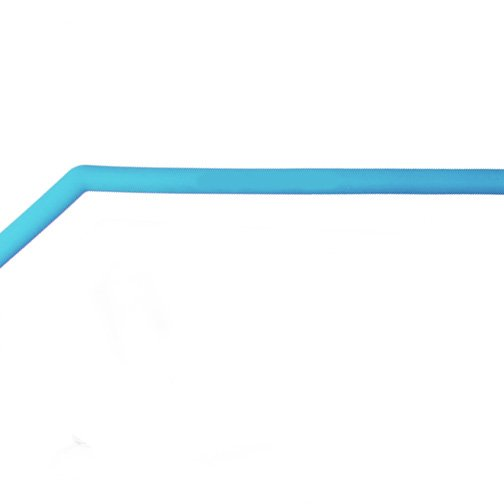 Main Product Image for Bent Silicone Straw