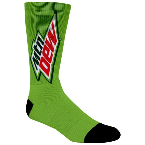 Main Product Image for Black Out Crew Socks