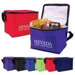 Buy Custom Imprinted Budget 6-Pack Cooler
