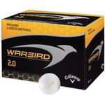 Buy Callaway Warbird 2.0 Custom Golf Balls Std Serv