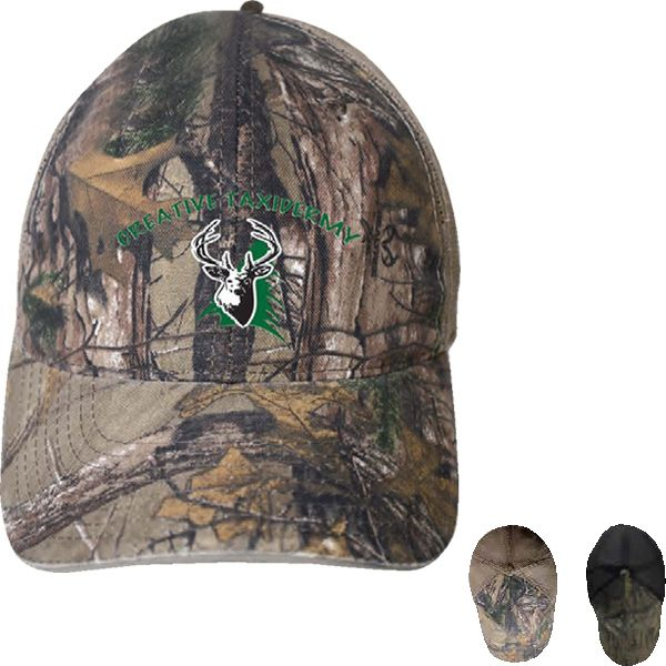 Main Product Image for Custom Cap Camo Mesh Convoy Cap