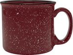 Camper Collection Mug - Burgundy