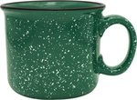 Camper Collection Mug - Green
