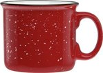 Camper Collection Mug - Red