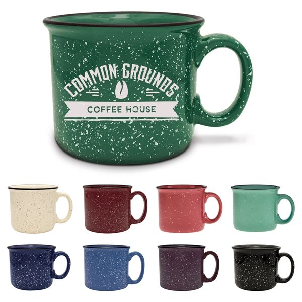 Main Product Image for Coffee Mug Camper Collection 14 oz