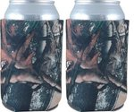 Can Cooler Collapsible - True Life Camo