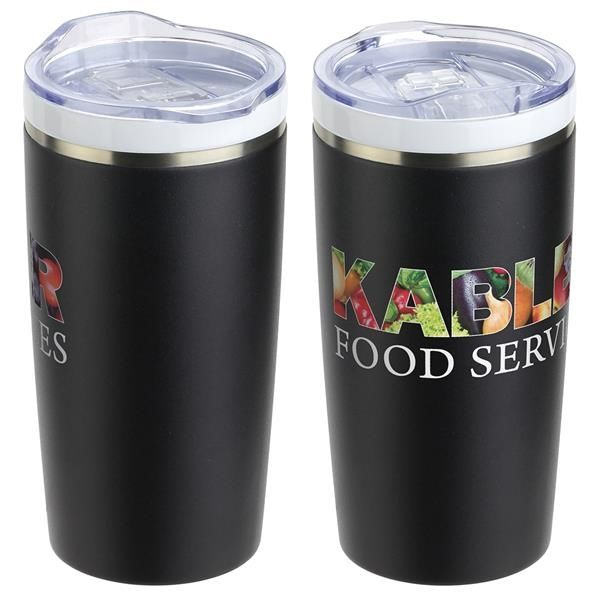 Main Product Image for Cardiff 20 oz Ceramic-Lined Stainless Steel Tumbler