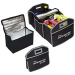 Buy Custom Imprinted Cargo Organizer With Cooler Bag