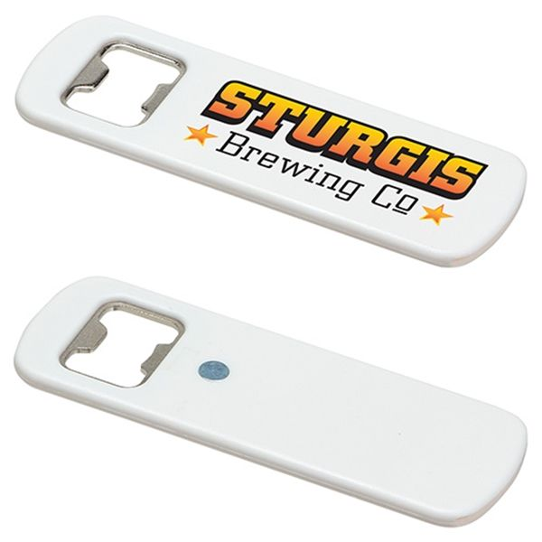 Main Product Image for Cheers Bottle Opener with Magnet