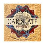 Coasters - Absorbent Stone Coaster 4-Set (Square) -