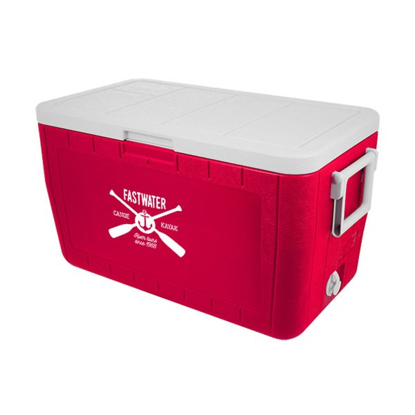 Main Product Image for Custom Imprinted Coleman (R) 48-Quart Chest Cooler